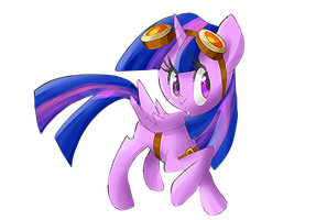 Twilight Boom by thegreatrouge