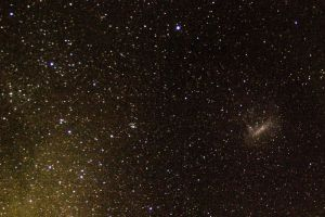 Large Magellanic Cloud by S--cc