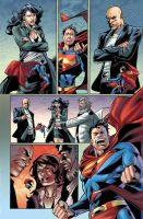JLA giant page.80 by Rennee