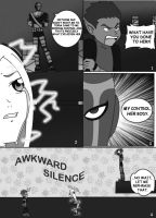 Blame The Writers by Hentai-Sweetie
