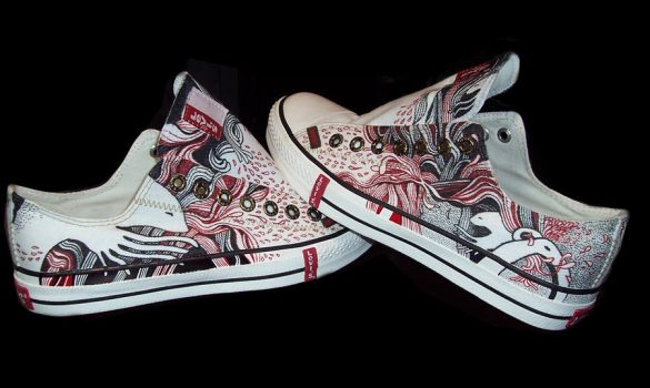 kai's shoes by mooray