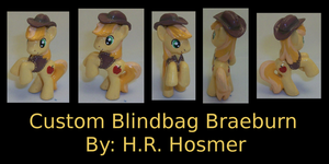 Custom Blindbag Braeburn by Gryphyn-Bloodheart