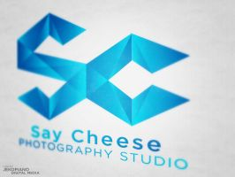 Say Cheese Photography Studio Logo by Jekopiano