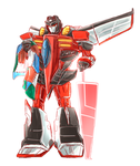 .:TF-Armada : Starscream:. by JACKSPICERCHASE