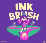 Ink Brush by SrPelo
