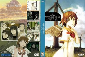 Haibane Renmei DVD cover by markoStiix