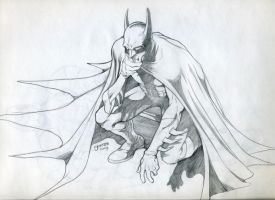 BATMAN by Romax25
