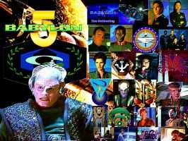 The Gathering Changeling/Babylon 5 by scifiman