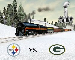 The Superbowl Express by 736berkshire