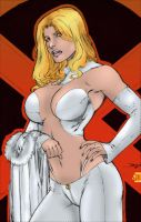Emma Frost 4 by Blindman-CB