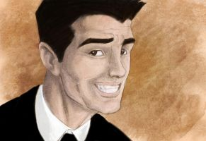 Carter Digital Painting by thecreatorhd