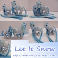 Let It Snow Winter Custom Set by AnimeAmy