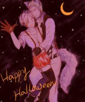 Gerita Halloween by greenzoe