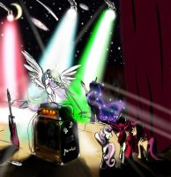 Show must go on by SpaceHunt