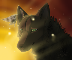 Competition - Awakening of the fireflies by Nuklear-Bunnies