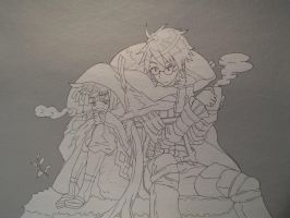 Log Horizon by thunderdogs