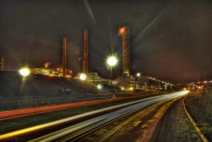 Coal Power by KandBphotography22