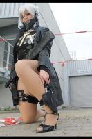 Sweet Raiden Cosplay ready to fight by Moin2D