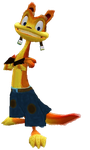 Daxter the Ottsel Render by 9029561