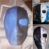 Custom Airsoft Mask by j2waldeck