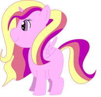 FIlly Cadence by ShadeRyuInari