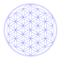 Flower of Life - Vector Stock by enon013