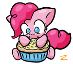Lil' Pinkie Pie by Zutcha