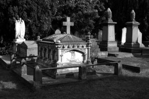 Putney Lower Cemetery IV by only-melancholy