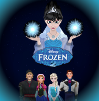 Frozen 2 fanmade (MMD) by MichellCadenkylover