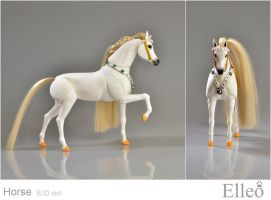 Horse bjd doll 03 by leo3dmodels