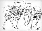 Gore~Love by ScootieGP