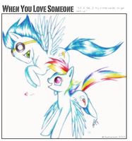 When You Love Someone by cloudseVIIn