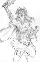 She-Ra pencils by pycca