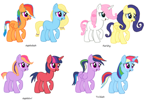 Mlp Shipping Adoptables (Third Edition) CLOSED by vega37