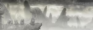 Land of Oblivon - With fog by Sephius-Fernando