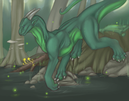 The Keeper of The Swamps by Tojo-The-Thief