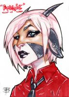 $20 Angie_SketchCard by FooRay