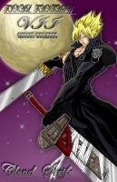 Final Fantasy 7 Cloud Strife by DamageArts