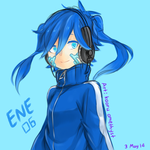 Doodle : 3 May 2014 by KaoruAmethyst-Chan