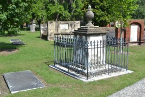 Colonial Park Cemetery by Gageter