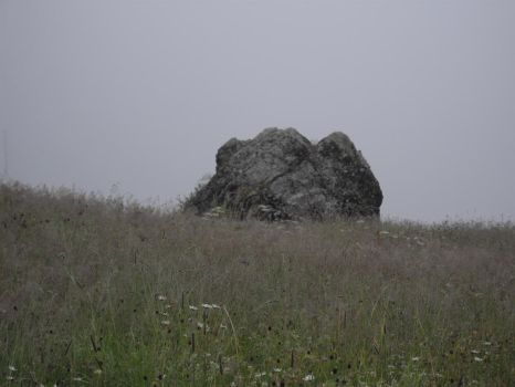 The Solitary Rock by theguv2