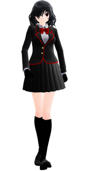 [YanSim (Mission Mode) x MMD] Nemesis-Chan by 10JmixP