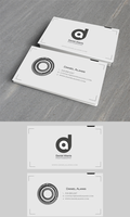 Photography Business Card by NickchouBG