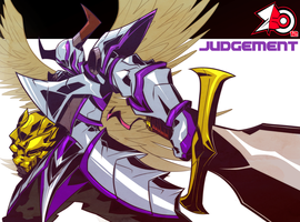 JUDGEMENT by zeoarts