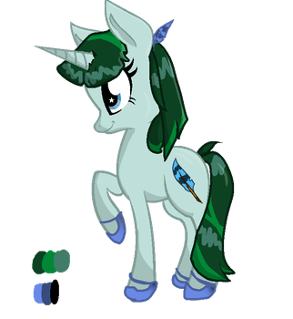 MLP Pony Adoptable CLOSED by FlightThroughChaos