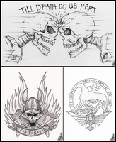2012 Tattoo Designs by Narcotic-Nightmares