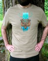 Wild Shirt for Wild Men ! by SophieLeta