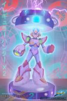 MMX - Inside the Capsule by Shinobi-Gambu
