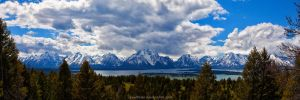 Grand Teton Parkscape by SteelAtlas