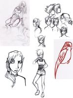 Sketches by Sharlet